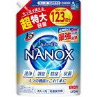 LION ライオン トップ スーパーNANOX(ナノックス) つめかえ用 超特大 1230g
