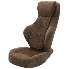 DOCTORAIR ドクターエア 3Dマッサージシート座椅子 ブラウン MS05BR