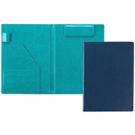セキセイ SEKISEI BP-5725-10 ベルポスト クリップファイルA5 ブルー