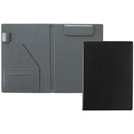 セキセイ SEKISEI BP-5725-60 ベルポスト クリップファイルA5 ブラック