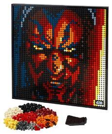 レゴジャパン LEGO LEGO(レゴ) 31200 レゴアート スター・ウォーズ:シス 【代金引換配送不可】