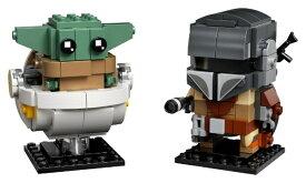 レゴジャパン LEGO LEGO(レゴ) 75317 スター・ウォーズ マンダロリアン(TM) & ザ・チャイルド 【代金引換配送不可】