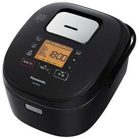 パナソニック Panasonic 炊飯器 ブラック SR-HB100-K [IH /5.5合]