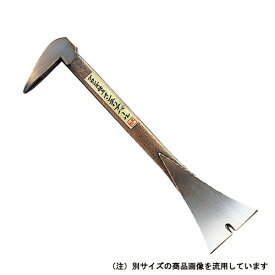 土牛産業 DOGYU ブロンズインテリア用バール平200MM
