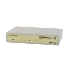 マイクロリサーチ Micro Research DDNSサーバー機能 4ポートスイッチングHUB搭載 UnifiedGate304 MR-UG304D