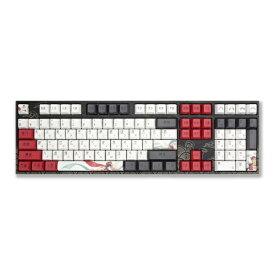 Varmilo アミロ vm-va108-ll3dj2pv-silver ゲーミングキーボード Beijing Opera ANSI VA108 Cherry MX 銀軸 (英語配列) [USB /有線]