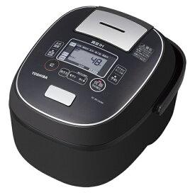 東芝 TOSHIBA 炊飯器 グランブラック RC-BK10VRP-K [IH /5.5合]【point_rb】
