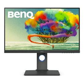 BenQ ベンキュー PD2705Q PCモニター USB-C接続 AQCOLOR デザイナー向け ダークグレイ [27型 /ワイド /WQHD(2560×1440)]