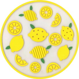丸栄日産 MARUE NISSAN フルーツコースター ラウンドレモン JD1502