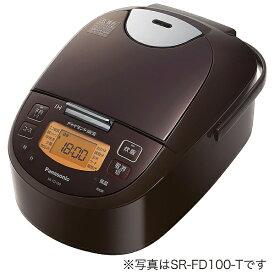 パナソニック Panasonic 炊飯器 ブラウン SR-FD180-T [IH /1升]