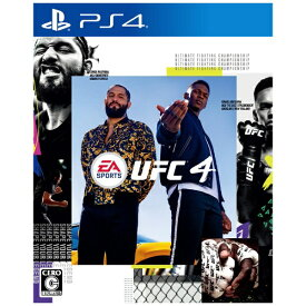 エレクトロニック・アーツ Electronic Arts EA SPORTS UFC 4【PS4】