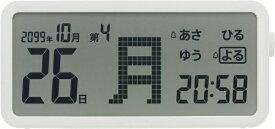 キングジム KING JIM デジタル日めくりカレンダーAM60