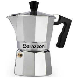 Barazzoni バラゾーニ 830005502 直火用 エスプレッソコーヒーメーカー2カップ LA CAFFETTIERE