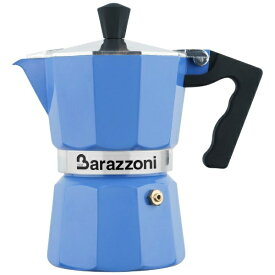 Barazzoni バラゾーニ 83000550157 直火用 エスプレッソコーヒーメーカー1カップ LA CAFFETTIERE
