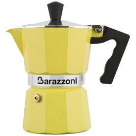 Barazzoni バラゾーニ 直火用 エスプレッソコーヒーメーカー1カップ LA CAFFETTIERA ALLUMINIO E COLORATA 83000550125