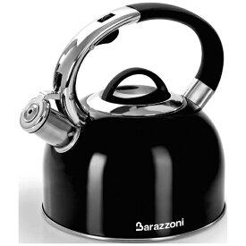 Barazzoni バラゾーニ ケトル ブラック BOLLITORI 802082003