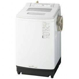 パナソニック Panasonic NA-JFA807-W 全自動洗濯機 Jconcept(Jコンセプト) クリスタルホワイト [洗濯8.0kg /乾燥機能無 /上開き][洗濯機 8kg]