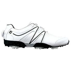 フットジョイ FootJoy 26.0cm ゴルフシューズ M:PROJECT Boa(ホワイト×ブラック)55112