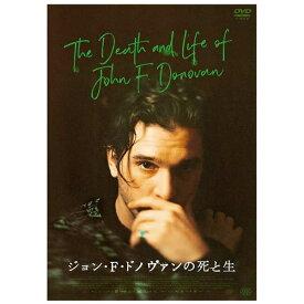 【2020年10月07日発売】 松竹 Shochiku ジョン・F・ドノヴァンの死と生 通常版【DVD】