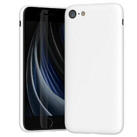 アンドデザイン &design iPhone SE (2020) / 8 / 7 MYNUS CASE マットホワイト