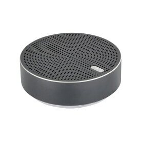 OWLTECH オウルテック ブルートゥーススピーカー OWL-BTSP03S-SG スペースグレー [Bluetooth対応]