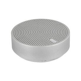 OWLTECH オウルテック ブルートゥーススピーカー OWL-BTSP03S-SI シルバー [Bluetooth対応]