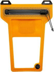 NITE IZE ナイトアイズ Run Off ランオフ ウォータープルーフ モバイルポーチ(W178×H240×D15mm/オレンジ) NI59101