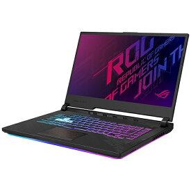 ASUS エイスース G512LU-I7G1660T ゲーミングノートパソコン ROG Strix G15 ブラック [15.6型 /intel Core i7 /SSD:512GB /メモリ:16GB /2020年7月モデル]
