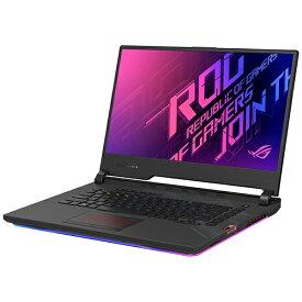 ASUS エイスース G532LWS-I9R2070S ゲーミングノートパソコン ROG Strix Scar 15 ブラック [15.6型 /intel Core i9 /SSD:2TB /メモリ:32GB /2020年7月モデル]