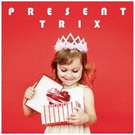キングレコード KING RECORDS TRIX/ PRESENT(プレゼント)【CD】