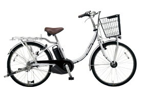 パナソニック Panasonic 24型 電動アシスト自転車 業務用モデル パートナー(モダンシルバー/強化内装3段変速) BE-ELGU432AS【2020年モデル】【組立商品につき返品不可】 【代金引換配送不可】