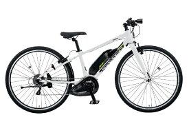 パナソニック Panasonic 電動アシスト自転車 ジェッター シャインパールホワイト BE-ELHC339F [8段変速 /700C(スポーツ)]【組立商品につき返品不可】 【代金引換配送不可】