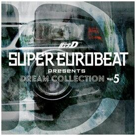 【2021年01月08日発売】 エイベックス・ピクチャーズ avex pictures (V.A.)/ SUPER EUROBEAT presents 頭文字[イニシャル]D Dream Collection Vol.5【CD】