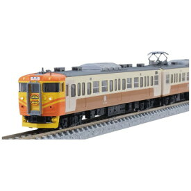 トミーテック TOMY TEC 【Nゲージ】97925 特別企画品 しなの鉄道 115系電車(台湾鉄道自強号色)セット(3両)