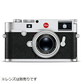 ライカ Leica ライカ M10-R シルバークローム レンジファインダーカメラ [ボディ単体]