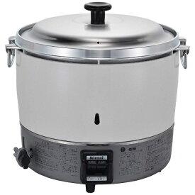 リンナイ Rinnai 業務用ガス炊飯器 2-6L φ9.5ガス用ゴム管接続 RR-30S1-B 13A [3升 /都市ガス12・13A]