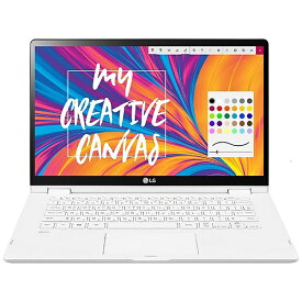 LG 14T90N-VR51J1 ノートパソコン LG gram T90N(コンバーチブル型) [14.0型 /intel Core i5 /SSD:256GB /メモリ:8GB /2020年7月モデル]