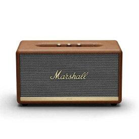 Marshall マーシャル ブルートゥーススピーカー STANMORE-BT2BROWN [Bluetooth対応]