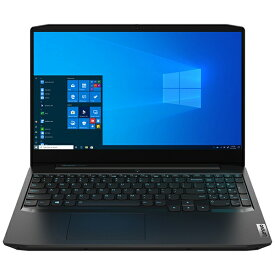 レノボジャパン Lenovo 82EY0056JP ゲーミングノートパソコン IdeaPad Gaming 350 ブラック [15.6型 /AMD Ryzen 5 /SSD:512GB /メモリ:8GB /2020年7月モデル]