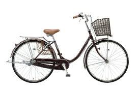 ブリヂストン BRIDGESTONE 26型 自転車 エブリッジU(F.Xカラメルブラウン/3段変速) E63UT1【2020年/点灯虫モデル】【組立商品につき返品不可】 【代金引換配送不可】