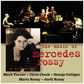 日本クラウン NIPPON CROWN Mark Turner/ The Music of Mercedes Rossy【CD】