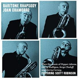 日本クラウン NIPPON CROWN Joan Chamorro(bs)/ Baritone Rhapsody, feat.Scott Robinson【CD】