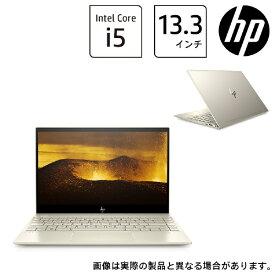 HP エイチピー 18K13PA-AAAA ノートパソコン ENVY 13-aq1078TU ルミナスゴールド [13.3型 /intel Core i5 /SSD:256GB /メモリ:8GB /2020年7月モデル]
