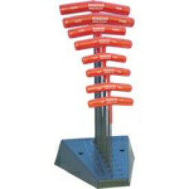 ボンダス BONDHUS ボンダス ボールポイント六角T−ハンドル セット8本組(2−10mm+スタンド) BTX80M/S
