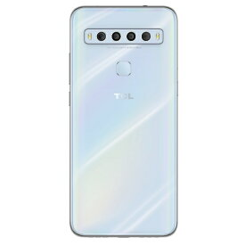 TCLコミュニケーションズ TCL-10 Lite アークティックホワイト「T770B Arctic White」6.53型 メモリ/ストレージ:6GB/128GB nanoSIMx1 ドコモ/au/ソフトバンク対応 SIMフリースマートフォン