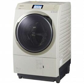 パナソニック Panasonic ドラム式洗濯乾燥機 VXシリーズ ストーンベージュ NA-VX900BL-C [洗濯11.0kg /乾燥6.0kg /ヒートポンプ乾燥 /左開き][洗濯機 11kg]