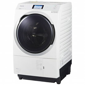 パナソニック Panasonic ドラム式洗濯乾燥機 VXシリーズ クリスタルホワイト NA-VX900BR-W [洗濯11.0kg /乾燥6.0kg /ヒートポンプ乾燥 /右開き]