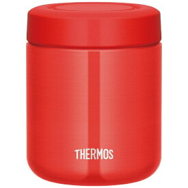 サーモス THERMOS 真空断熱スープジャー 300ml レッド JBR-300