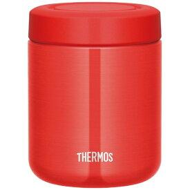 サーモス THERMOS 真空断熱スープジャー 400ml レッド JBR-400