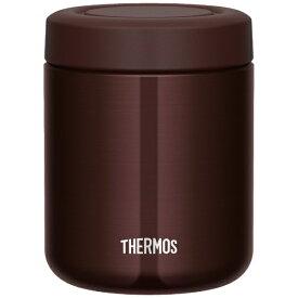 サーモス THERMOS 真空断熱スープジャー 400ml ブラウン JBR-400